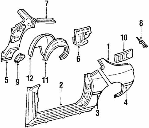 Porsche 944 Instrument Cluster