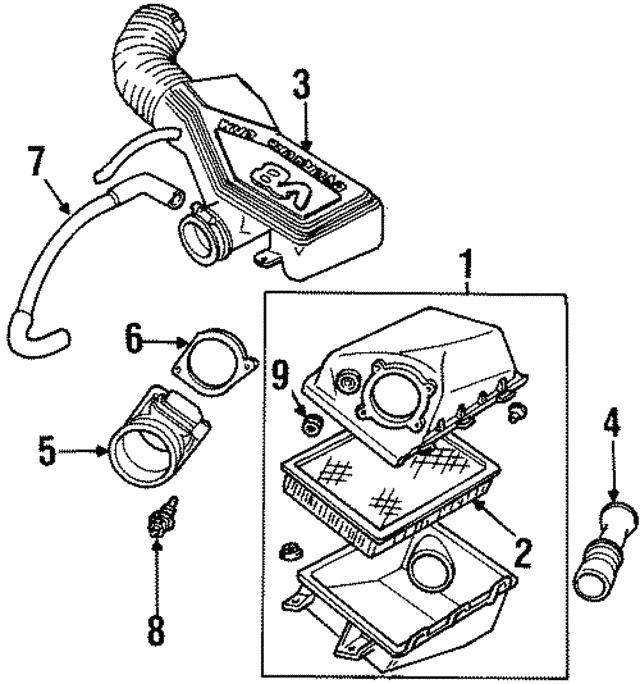 Air Intake Temp Sensor