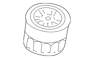 Oil Filter - Mopar (5175567AA)
