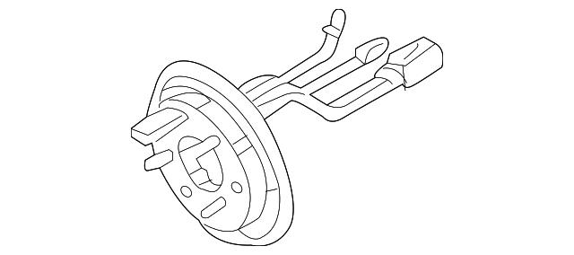 Mercedes Benz Contact Spiral 169 464 15 18