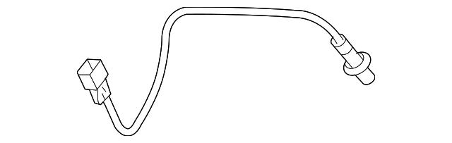Kia 39210-37543 Oxygen Sensor