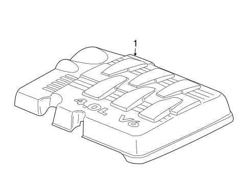 Illuminated Tachometer Dodge Viper