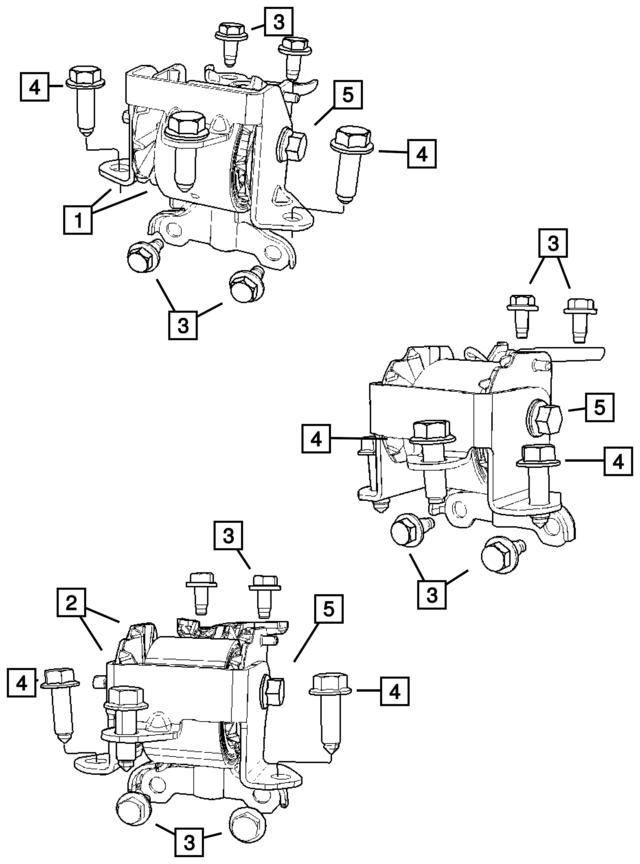 Toyota 3 V6 Engine Diagram in addition Engine Cylinder Head together with Engine Engine Oil Filter Adapter Oil Cooler Tubes likewise 2er95 Does 2000 Jeep Grand Cherokee Laredo 4 0l Inline besides Mopar Trans Mount 5038675ab. on jeep 2 8l turbo diesel engine