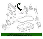 Timing Belt - Volkswagen (058-109-119-C)