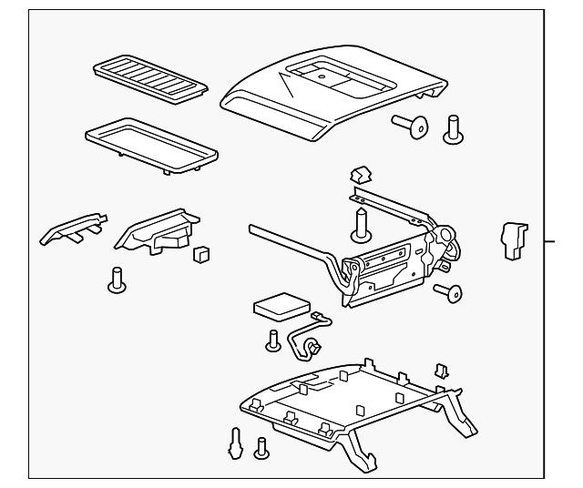 armrest assembly