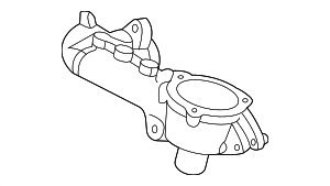 Thermostat Housing - Mercedes-Benz (111-200-13-03)