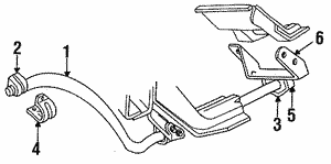 Stabilizer Bar Clamp
