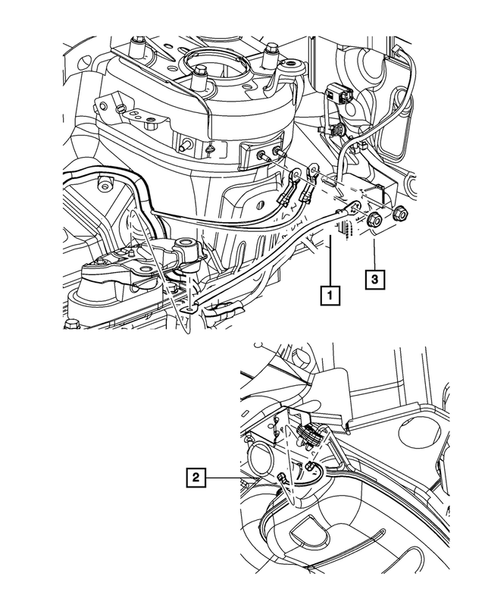 Wiring-Powertrain for 2013 Dodge Journey | Thomas Dodge Parts | 2013 Dodge Journey Engine Diagram |  | Thomas Dodge Parts