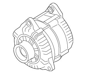 Alternator - Nissan (2310M-EA20BRW)
