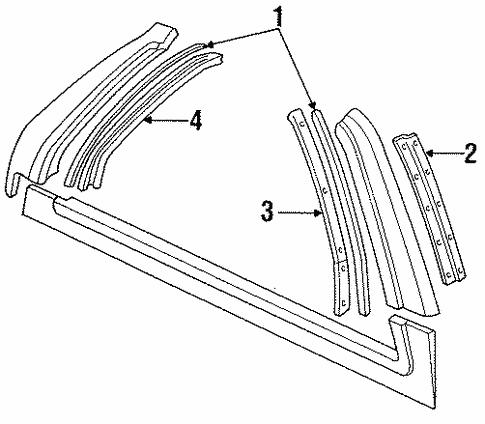 1966 Dodge Dart Body Kits