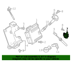 Ignition Coil - Ford (JR3Z-12029-B)