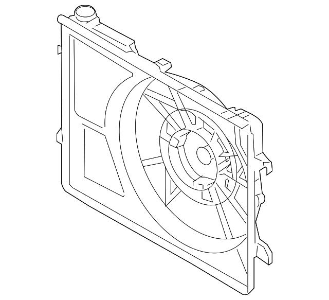 2010 Kia Forte Engine Componet Diagram
