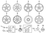 Wheel, Alloy - Nissan (D0300-1ET4A)