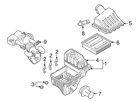 Powertrain Control For 2008 Ford Expedition