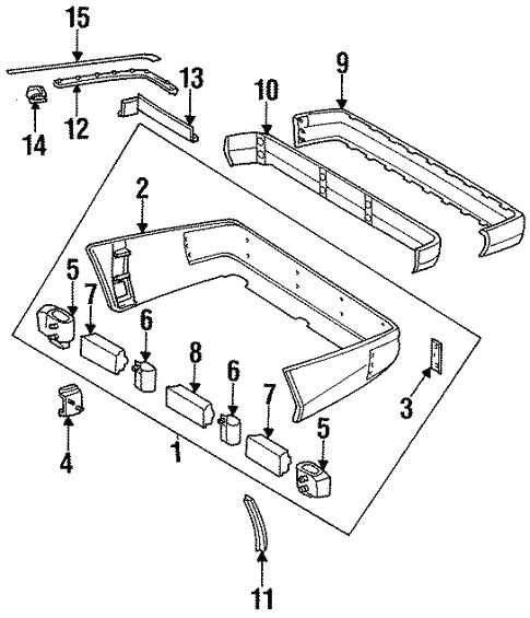 Mercedes Benz Rear Suspension Diagram