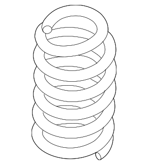 Coil Spring - Ford (AA8Z-5560-E)