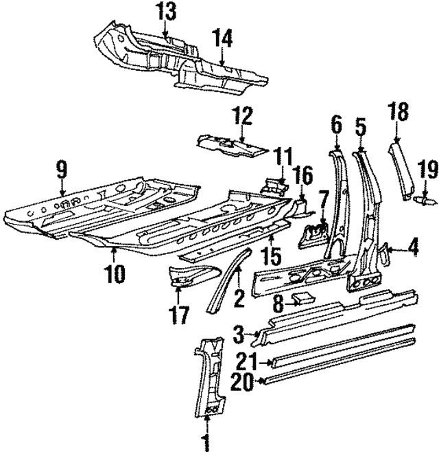volkswagen all track parts schematic