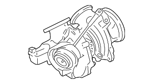 Turbocharger - BMW (11-65-7-646-094)