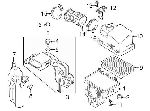 2014 mazda 6 parts diagram