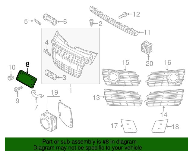 Shop Audi S7 Genuine Transmission Parts Autos Post