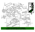 Oil Filter Housing - Mopar (68229403AA)