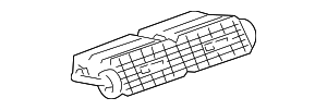 Air Deflector - GM (20935614)