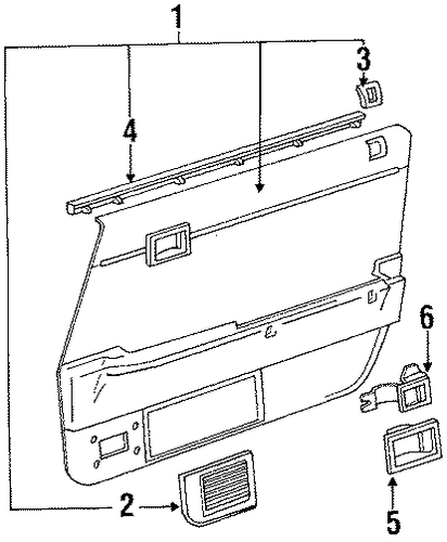 Trim Panel Assembly
