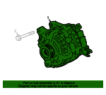Alternator - Land-Rover (LR091106)