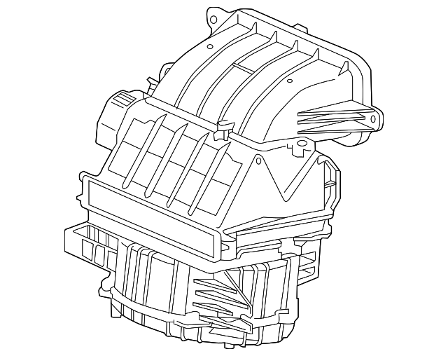 Blower Sub-Assembly
