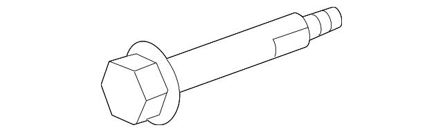 2014 2017 Acura Mdx 5 Door Bolt Rear Control Arm Adjust