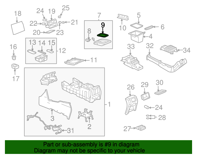 door mat gm 15168289 gmpartsdirect com rh gmpartsdirect com GM Parts Illustrations GM Engine Parts Diagram