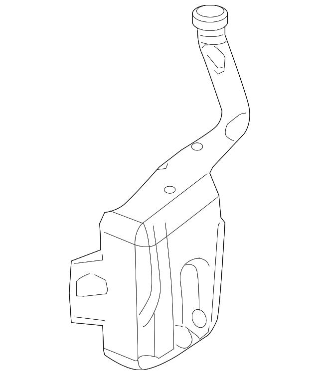 Honda Genuine 82140-SJP-L01ZC Headrest Assembly Rear