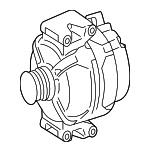 Alternator - Mercedes-Benz (000-906-09-03-80)