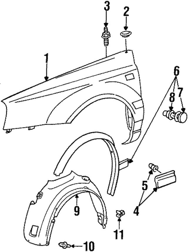 1994 Volkswagen Passat Wagon