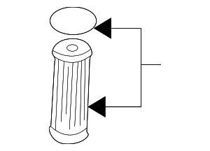 Oil Filter - Volkswagen (068-115-561-E)