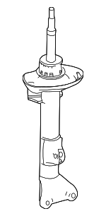 Shock-Absorber Strut