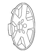 Genuine GM 9596923 Wheel Cover