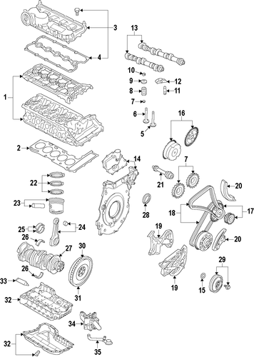volkswagen rabbit engine diagram 2007 volkswagen rabbit engine diagram
