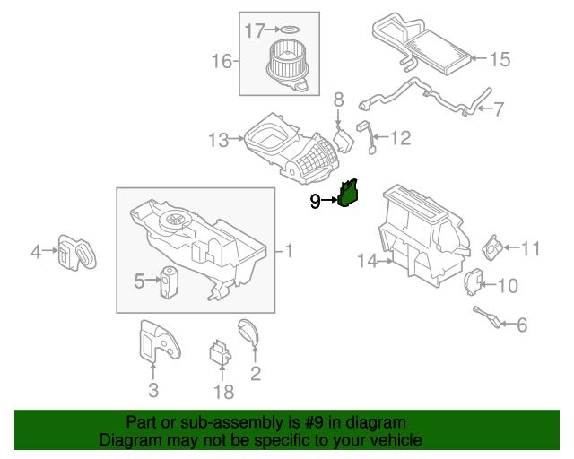 motor genuine ford aa5z 19e616 c autonation ford white bear lake parts accessories. Black Bedroom Furniture Sets. Home Design Ideas