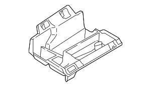 Compartment - BMW (51-47-7-298-167)