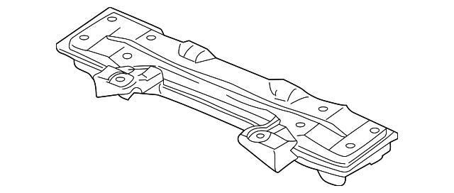 genuine chevrolet tracker suspension cross