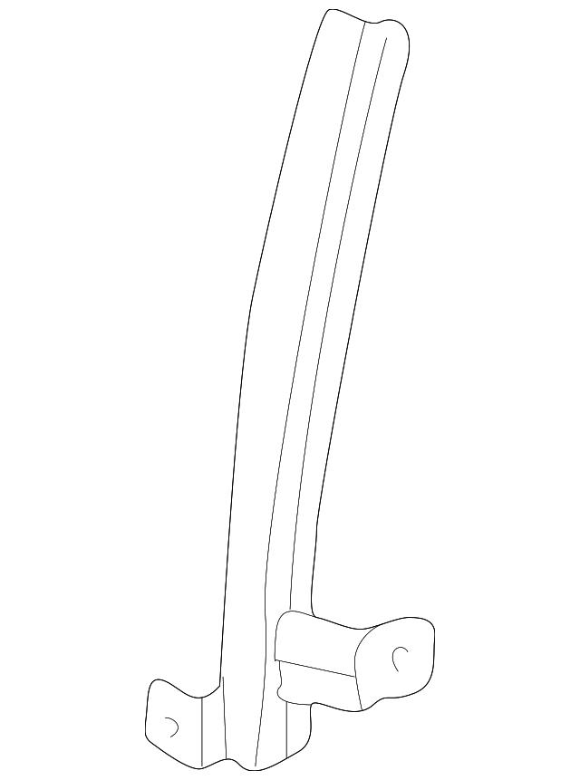 sash  l rear door  lower   front