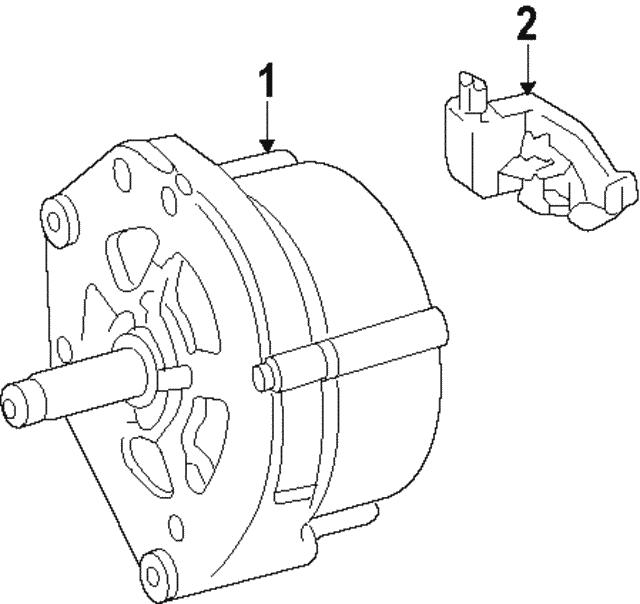 Valeo Alternator Diagram Wiring