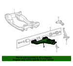 Lower Control Arm - Mercedes-Benz (210-330-77-07)