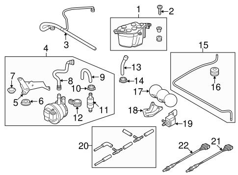 Powertrain Control For 2014 Audi R8