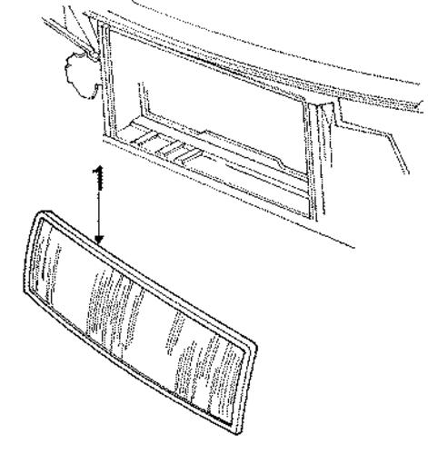 Oem 1991 Buick Lesabre Grille Amp Components Parts