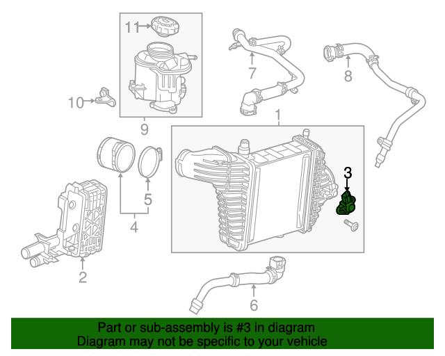 Pressure Sensor - Mercedes-Benz (009-153-48-28)   MB OEM Parts