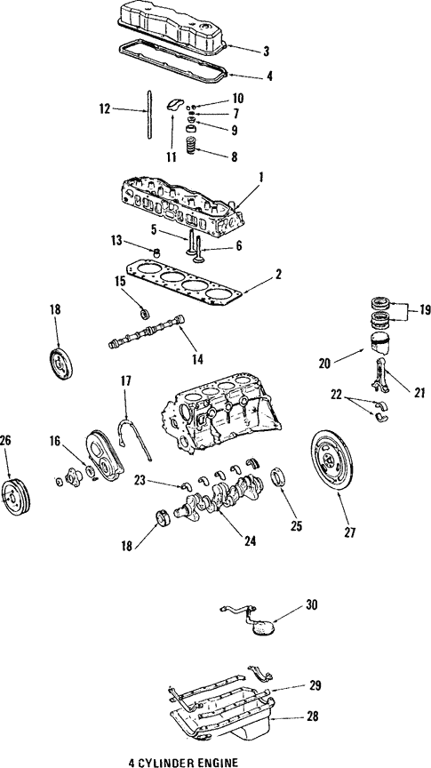 1986 Pontiac Engine Diagram - Wiring Diagram Schema