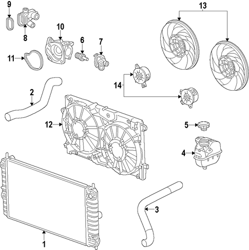 Oil Pan Reseal Cost additionally Water Pump Scat furthermore Legendary Diesel Engine 300tdi as well T12447211 Fan belt diagram ford focus furthermore What You Need To Know About Overheating A Vehicle. on 98 chevy water pump