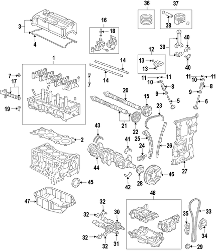 General Assembly, Cylinder Head
